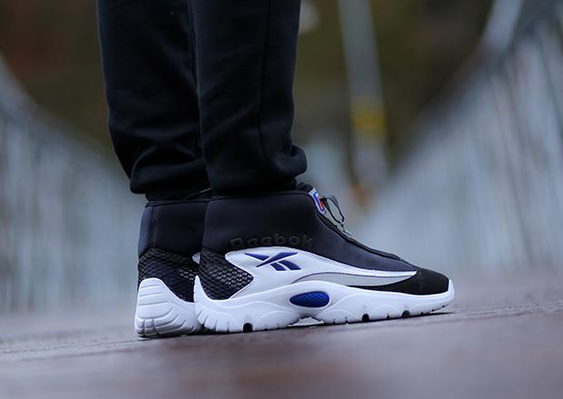 Reebok Shroud Retro - On-Feet Images - SneakerNews.com e9b2c2a9dec5