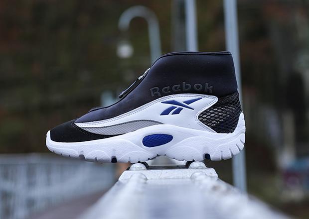reputable site edd18 e11ad Reebok Shroud Retro - On-Feet Images - SneakerNews.com
