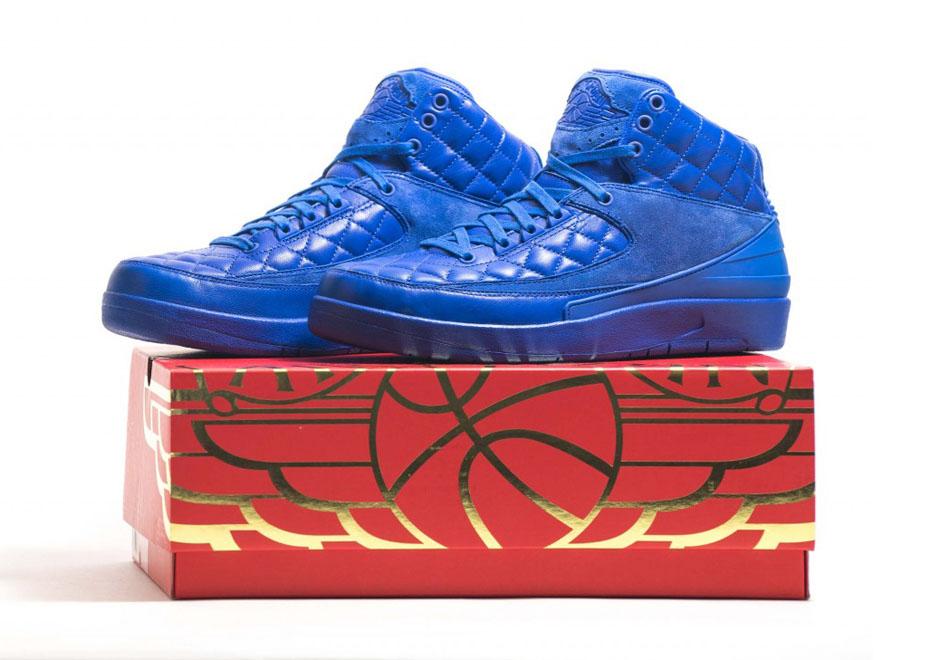 Nike Jordan 2 Just Don C