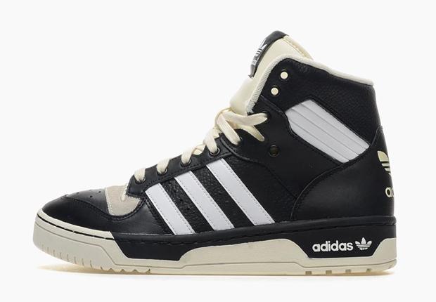 adidas Originals Rivalry Hi - Black - White - SneakerNews.com 20aafb512e39