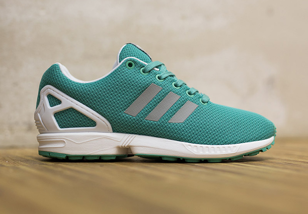 """adidas Womens ZX Flux """"Turquoise"""""""