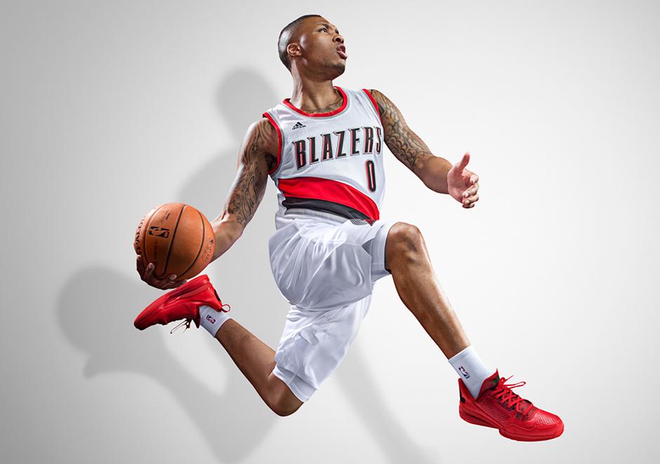 Lillard Basketball Shoes For Men