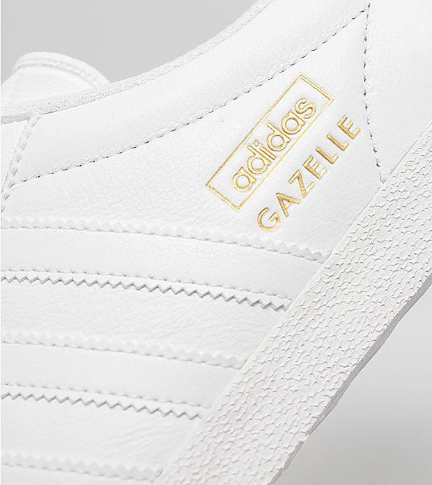 b48a3781543 adidas Originals Gazelle OG quotWhite Leatherquot 80%OFF ...