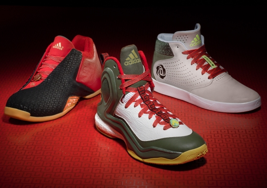"adidas Hoops ""Year of the Goat"" Collection"