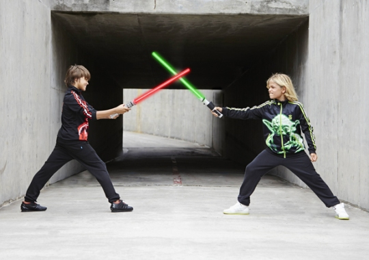 Star Wars x adidas Originals – Spring 2015 Kids Collection