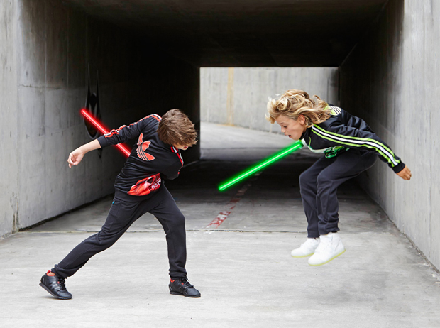 Star Wars x adidas Originals - Spring 2015 Kids Collection ... 63ba54790