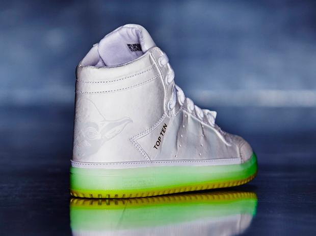premium selection d290e 85d6b Star Wars x adidas Originals - Spring 2015 Kids Collection - SneakerNews.com