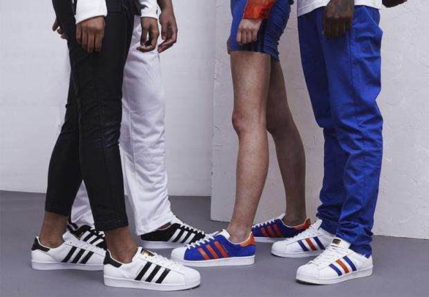 Adidas Superstar Blue 2015