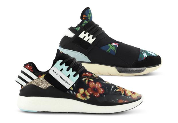 Adidas Y 3 Floral