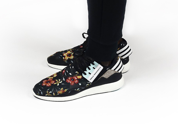a detailed look at the adidas y 3 floral pack. Black Bedroom Furniture Sets. Home Design Ideas