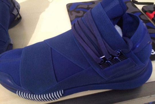 Two Upcoming Tonal Colorways of the adidas Y-3 Qasa Are Coming