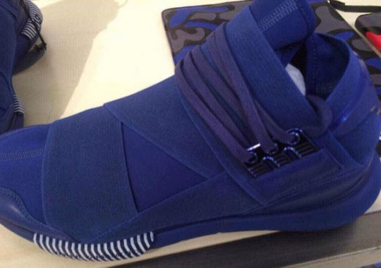 Two Upcoming Tonal Colorways of the adidas Y-3 Qasa Are Coming 728a4ddd7