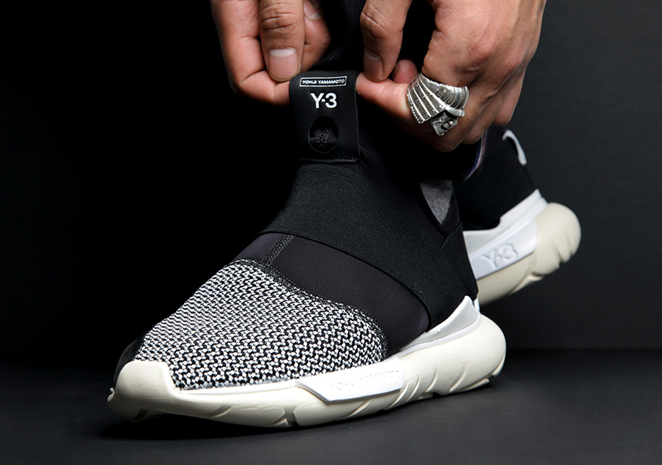 A Detailed Look at the adidas Y3 Qasa Releases for Spring 2015 4ebfd9d677d9