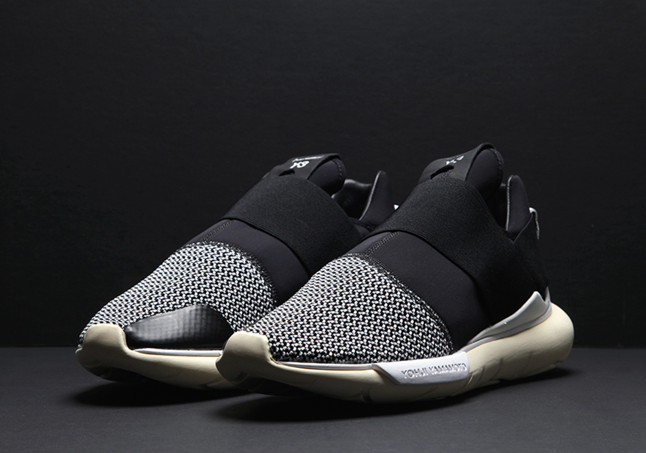 d339b6cb9 A Detailed Look at the adidas Y3 Qasa Releases for Spring 2015 -  SneakerNews.com