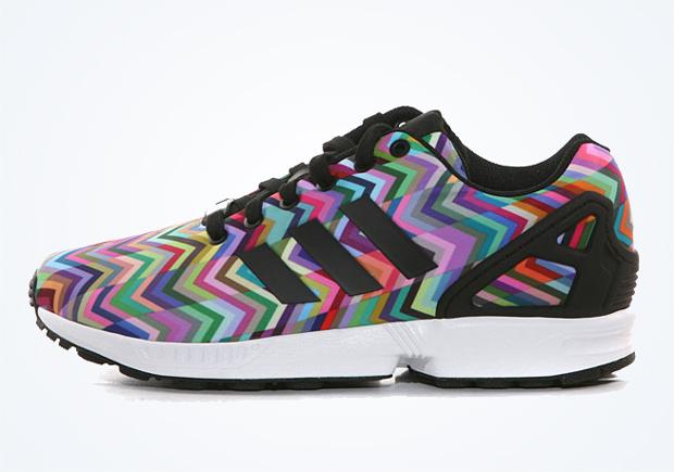 Adidas Zx Flux Prism Multicolor