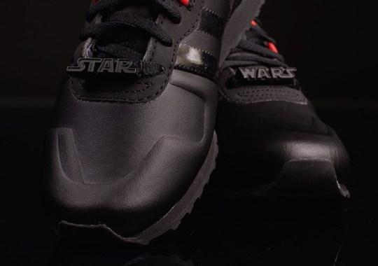 "adidas ZX700 Kids ""Darth Vader"""