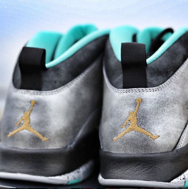 size 40 0c26b 86610 Air Jordan 10 Lady Liberty for 2015 All-Star | SneakerNews.com