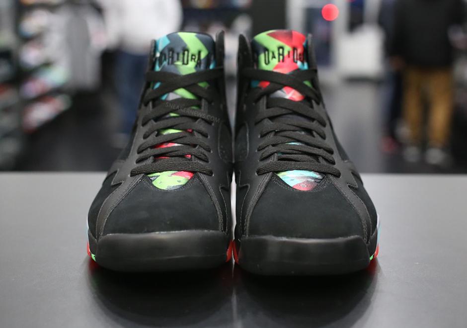 premium selection 142f5 6d6f5 Air Jordan 7 Marvin the Martian Details | SneakerNews.com