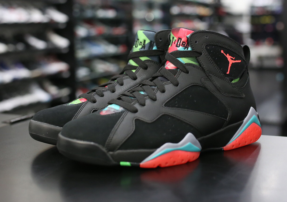 pretty nice bf923 96ee7 Air Jordan 7 Marvin the Martian Details   SneakerNews.com