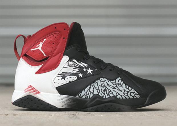 delicate Air Jordan 7
