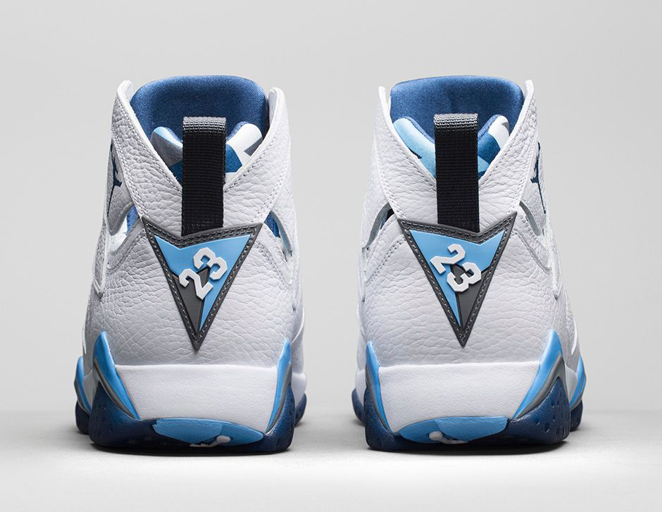 the best attitude 84327 c9952 ... inexpensive air jordan 7 vii retro whitefrench blue flint greynike sale  air jordan 7 retro french ...