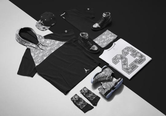 Jordan Brand 2015 BHM Collection – Release Reminder