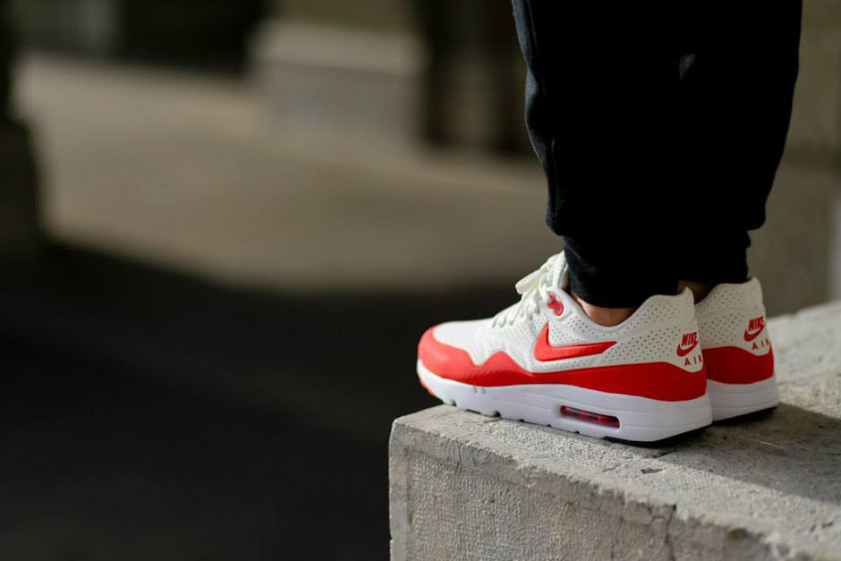 best sneakers 57f3b c8361 An On-Feet Gallery of the Nike Air Max 1 Ultra Moire - Sneak