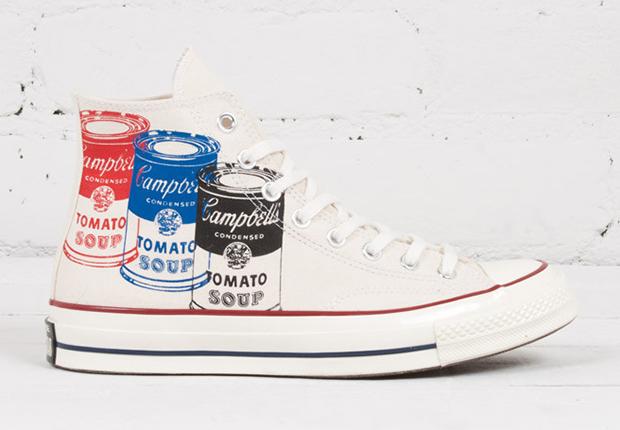 Converse X Andy Warhol