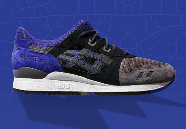 "bd9422d9b9374 The Gel Lyte III ""High Voltage"" pack will be arriving later this spring at  select Asics Tiger suppliers."