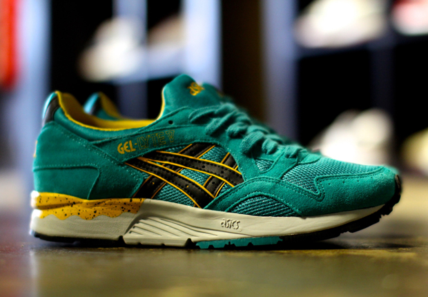 asics gel lyte v exclusive
