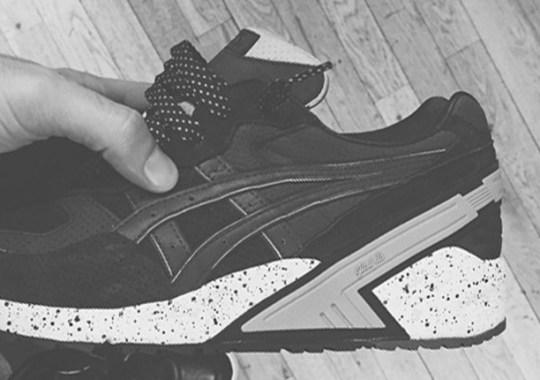 Ronnie Fieg x Asics Gel Sight - SneakerNews.com 20afa30c4