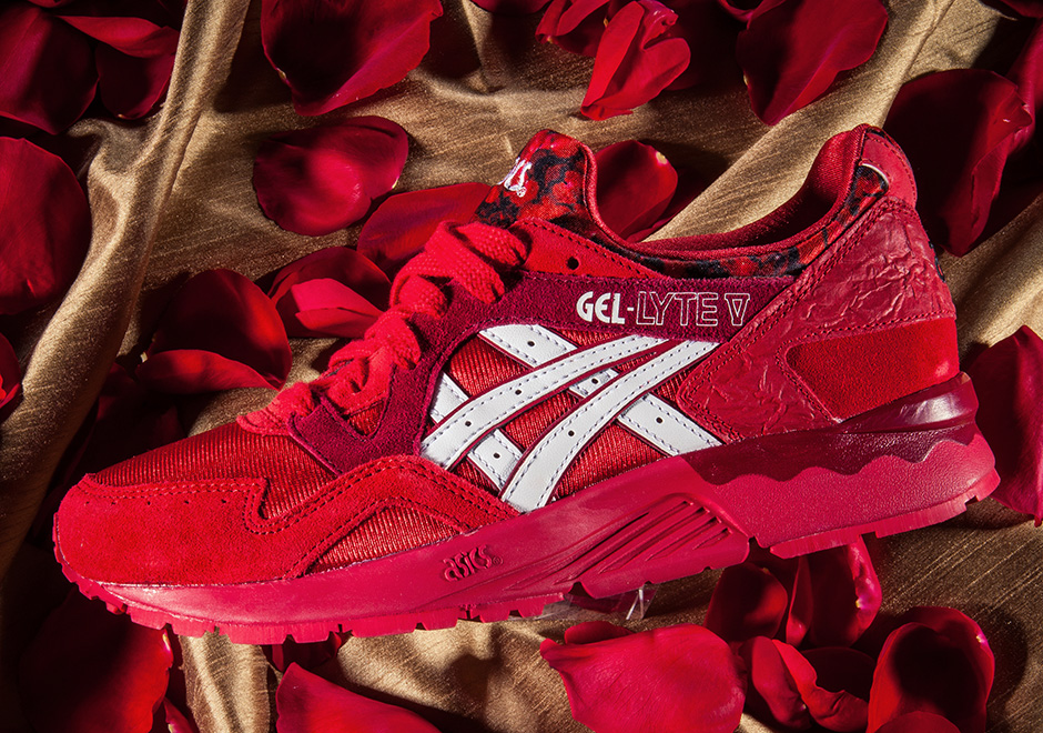 """5cce9000f35 Asics """"Romance Pack"""" for Valentine s Day 2015 - SneakerNews.com"""