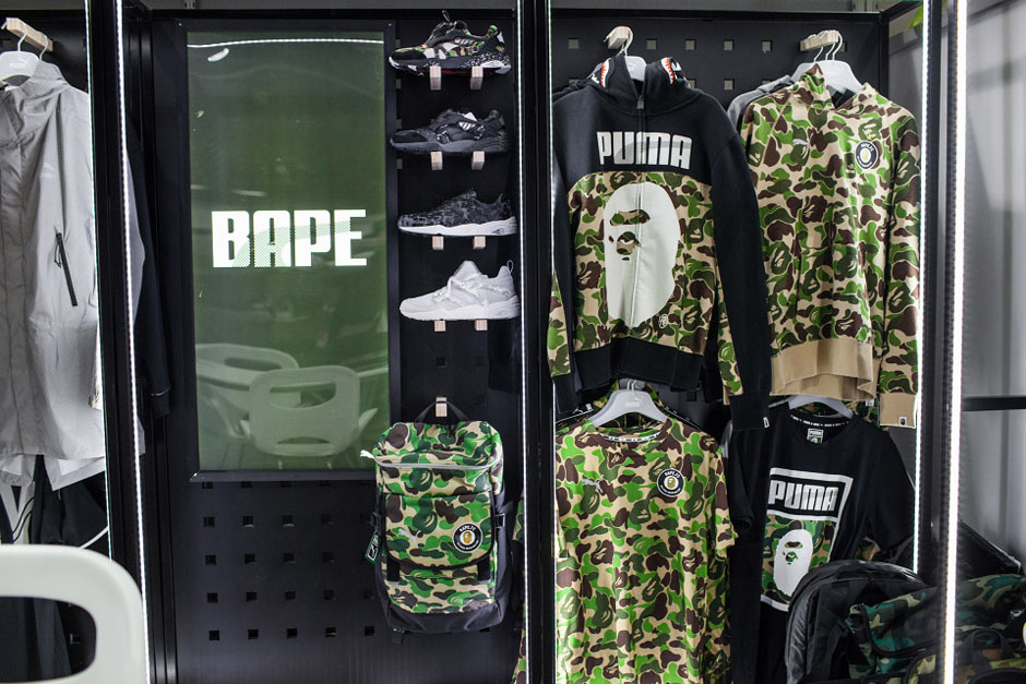 08af7acb5d5f Puma x Bape Fall Winter 2015 Collection - SneakerNews.com