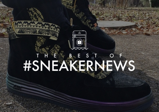 Best of  SneakerNews  Honoring Dr. Martin Luther King Jr. With BHM Kicks fe7b0ef254eb