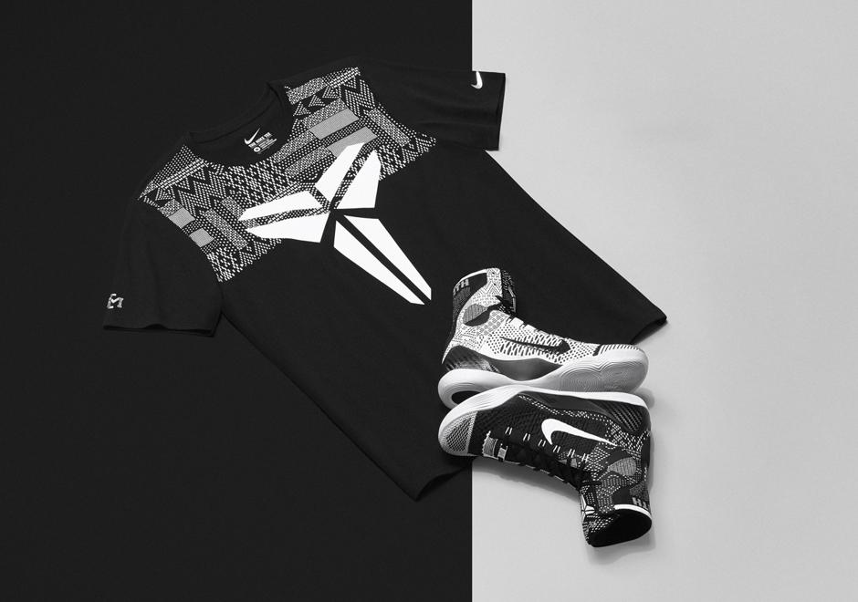 "Nike Kobe 9 Elite ""BHM"" Color  Black White Style Code  718820-100. Release  Date  01 19 15. Price   250 611cc3143d"