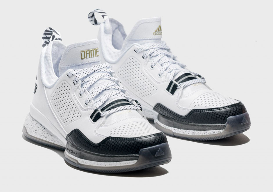 newest c50eb ce664 A Detailed Look at the adidas D Lillard 1