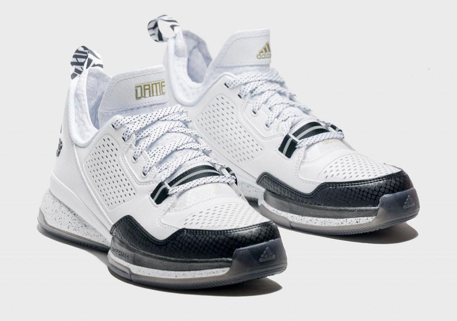 "A Detailed Look at the adidas D Lillard 1 ""All-Star"""