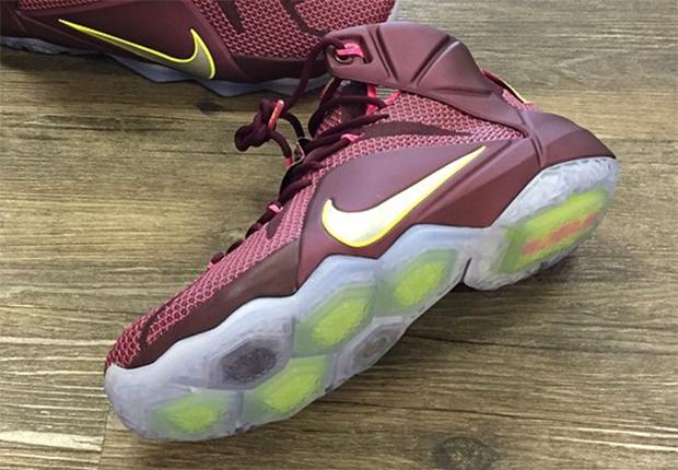 5ac47baed80 Nike LeBron 12