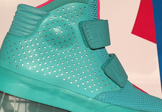 "new product 00cb3 584d8 Nike Flystepper 2k3 ""South Beach"""