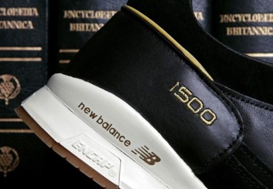 "Footpatrol x New Balance 1500 ""Knowledge is Key"" – Teaser"
