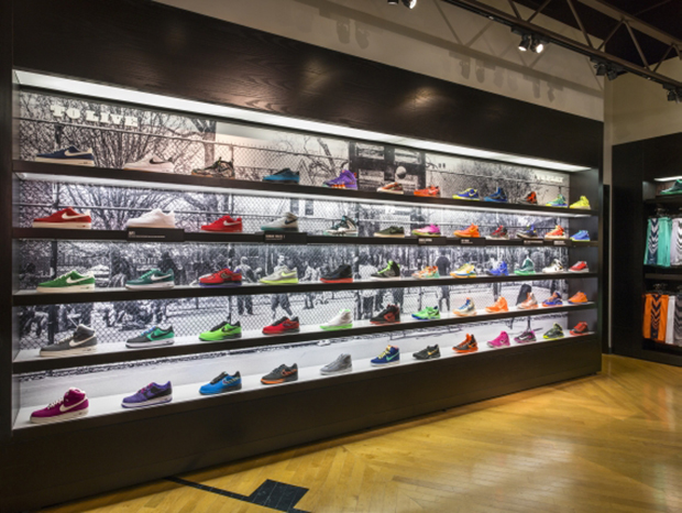 0d073ea6b Foot Locker House of Hoops To Open Largest Location Ever in NYC ...