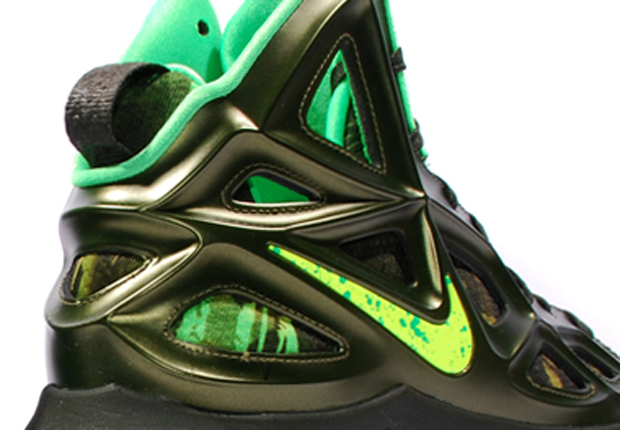 Nike Hyperposite 2 - Rough Green - Volt - Poison Green - SneakerNews.com f4a0750b0