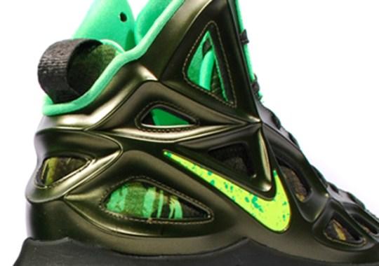 Nike Hyperposite 2 – Rough Green – Volt – Poison Green