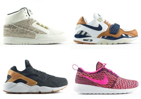 Nike Sportswear January/February 2015 Preview