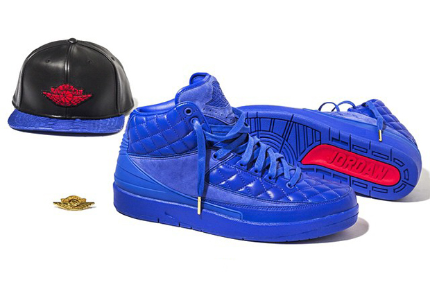 Reserve your pair of the upcoming Just Don x Air Jordan 2 Retro by copping  one of the hats that the designers made for this monumental release. 68d97daa442