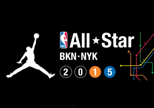 Jordan Brand's 2015 All-Star Collection Will Release on February 7th