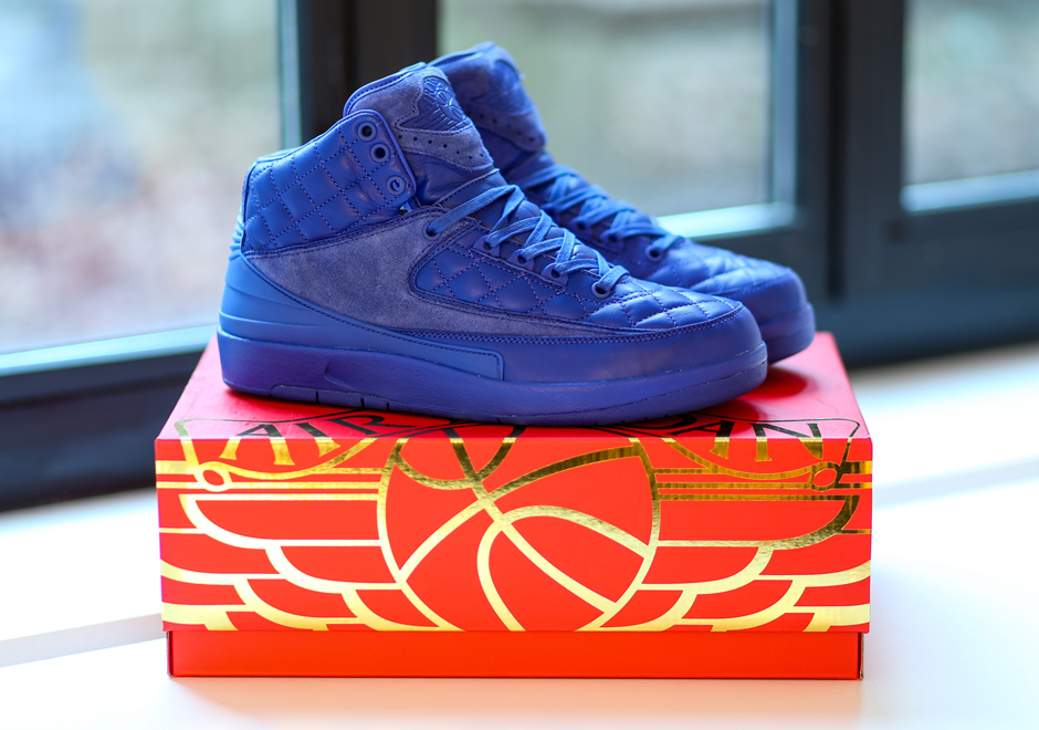 huge selection of 5becc dcc39 Just Don x Air Jordan 2 Won t Be Exclusive to the U.S. - SneakerNews.com