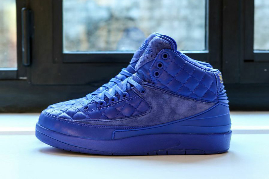 outlet store f44b9 be3e1 Just Don x Air Jordan 2 Won't Be Exclusive to the U.S. ...