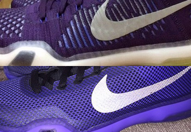 sports shoes d341e 7d7fe The Nike Kobe 10 Will Include a Low and a Flyknit High