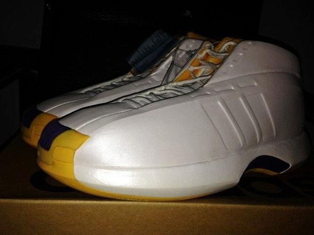 First adidas Signature Shoe